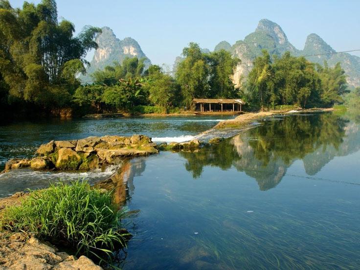 Li River Rafting