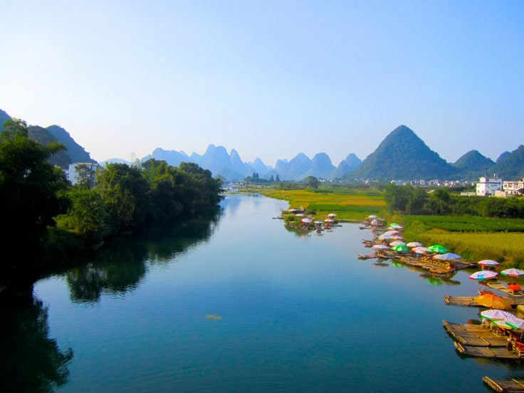 Guilin Classic Tour