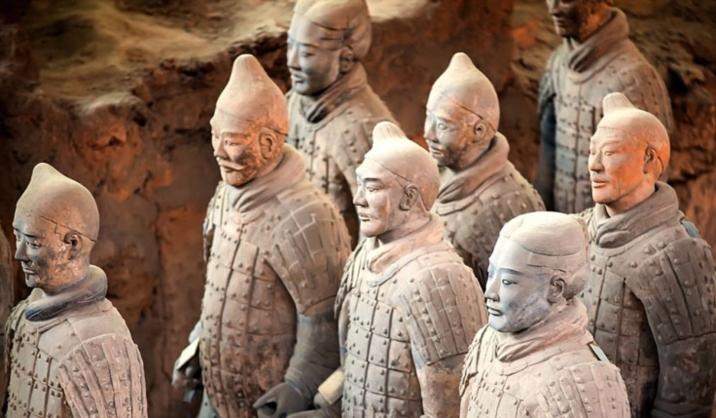 Xi'an & Luoyang Ancient City Tour