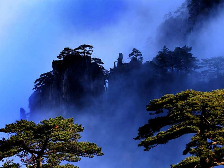 Mount Huangshan Photography Tour