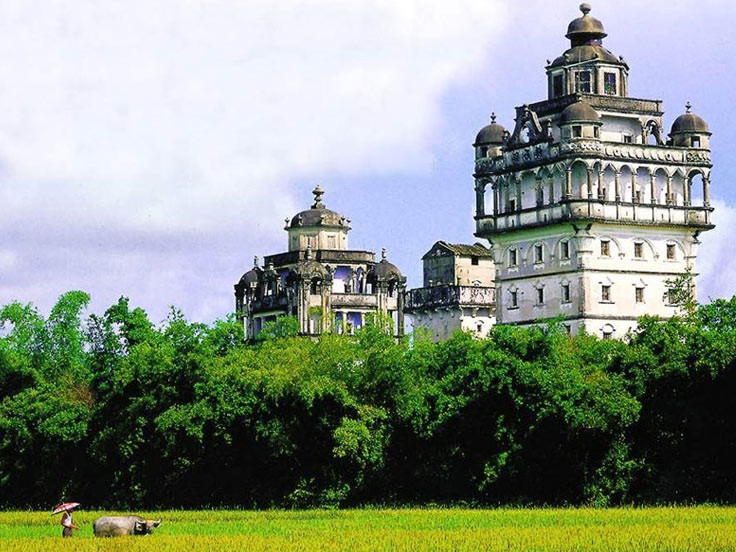 Kaiping Diaolou & Village