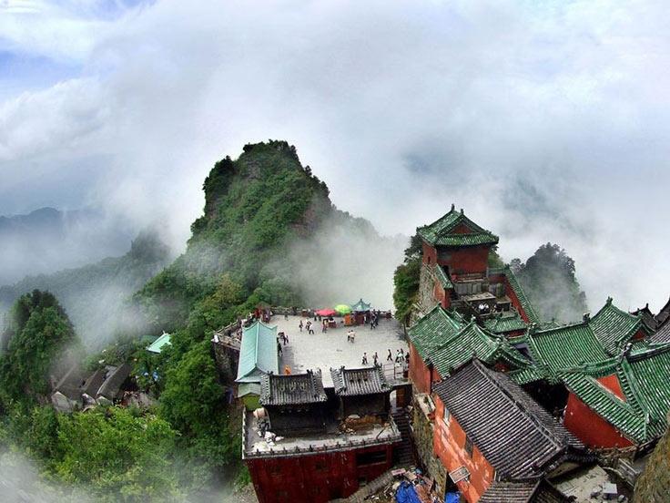 Wudang Mountain Taiji Summer Camp