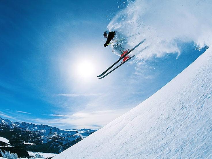 Beijing Nanshan Ski Tour