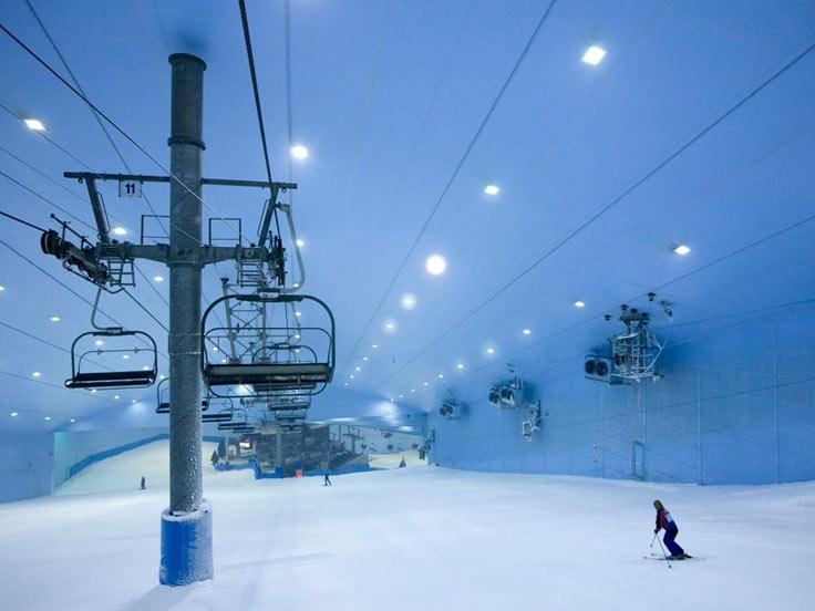 Wanlong Ski Tour