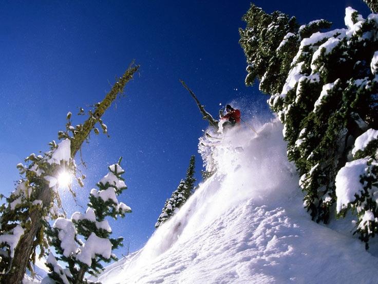 Beidahu Ski Tour