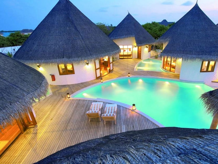 Maldives Air-inclusive Package