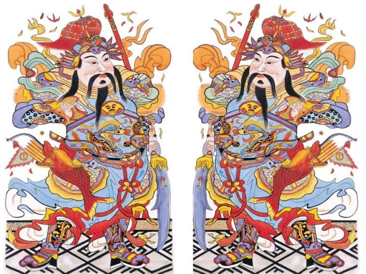Door Gods of China