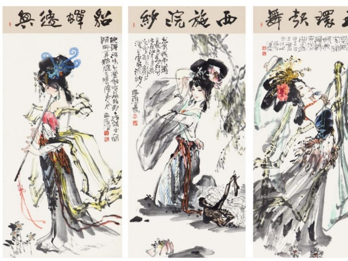 Top Four Beauties of Ancient China