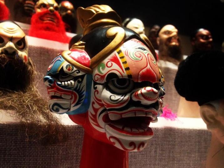 Zhangzhou Puppet-Head Carving, Folk Artwork of Fujian