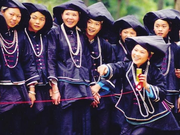 Zhuang Nationality, the Ethnic Group of Hospitality