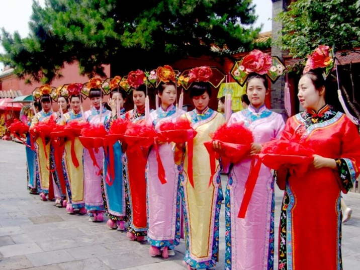 Manchu Nationality, the Ethnic Culture of Qing Dynasty