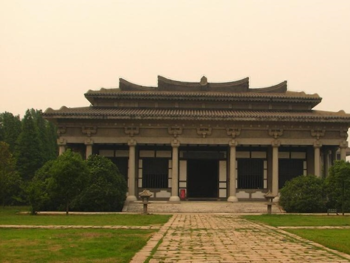 Museum of the Tomb of Han Guangling King