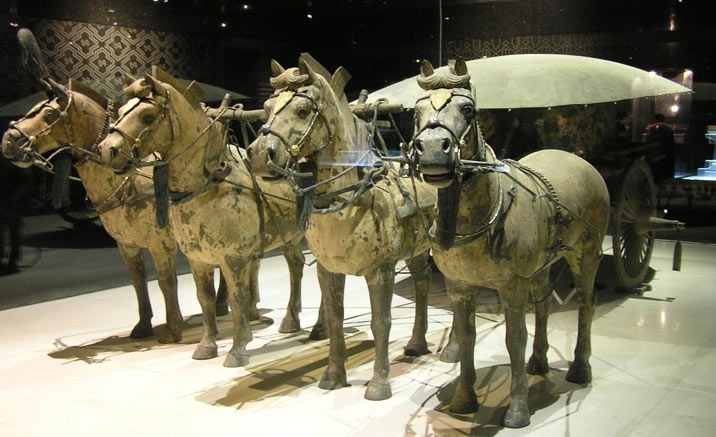 Silk Road-themed exhibition