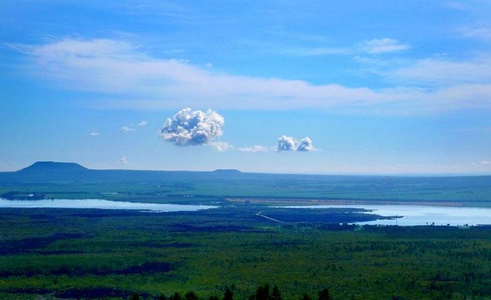 Wudalianchi nature reserve