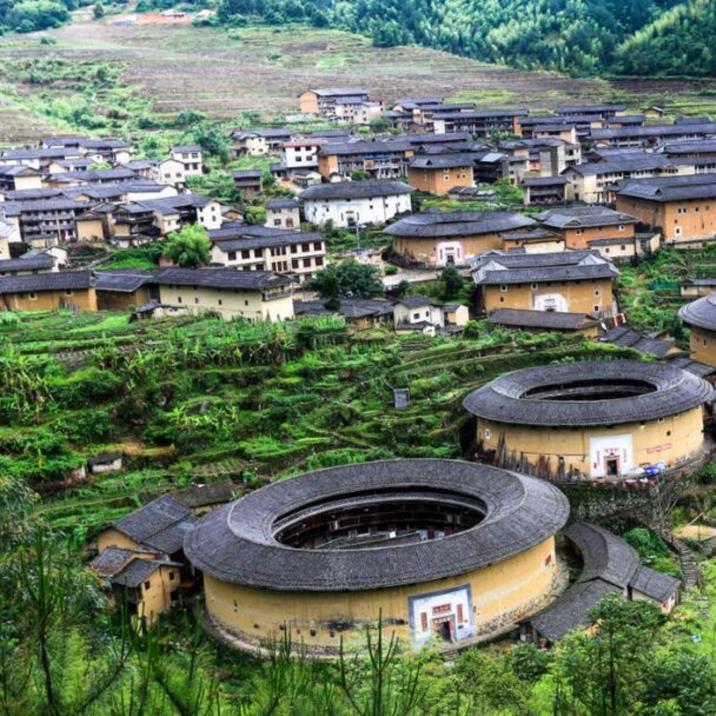 Yongding Hakka House – Fujian Province