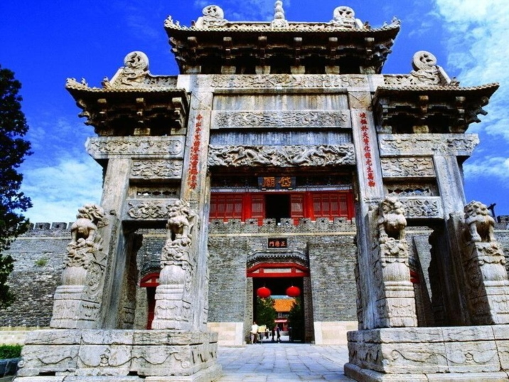 Dai Temple – Tai'an City Shandong Province