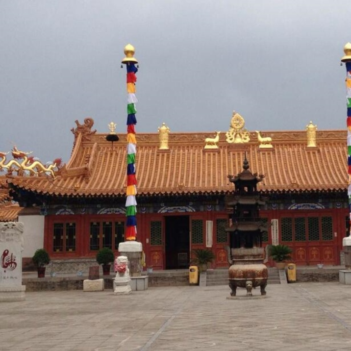 Dazhao Temple – Hohhot City Inner Mongolia Autonomous Region