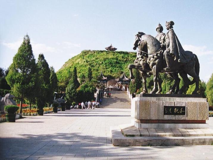 Zhaojun Tomb – Hohhot City Inner Mongolia Autonomous Region