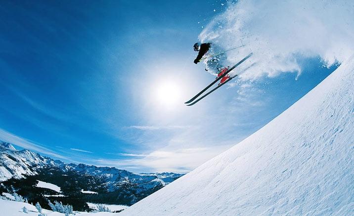 Lhasa ski resort