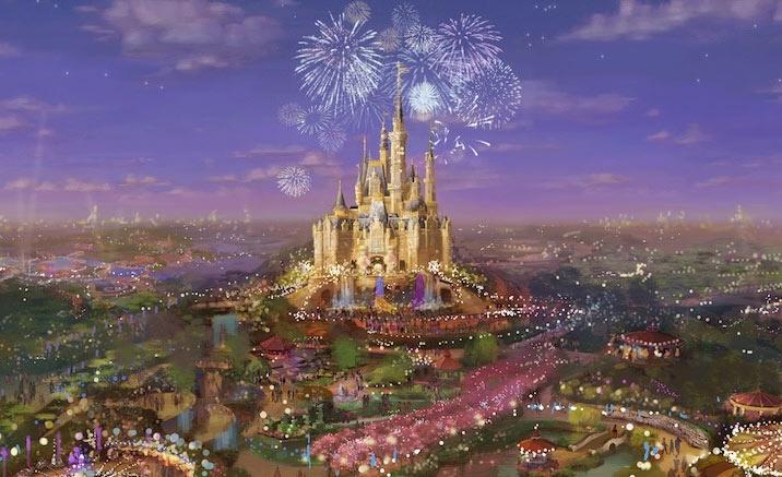 Shanghai Disney Resort will open in June