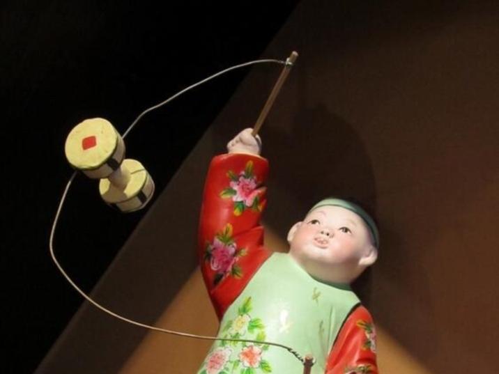 Kongzhu, Chinese yo-yo