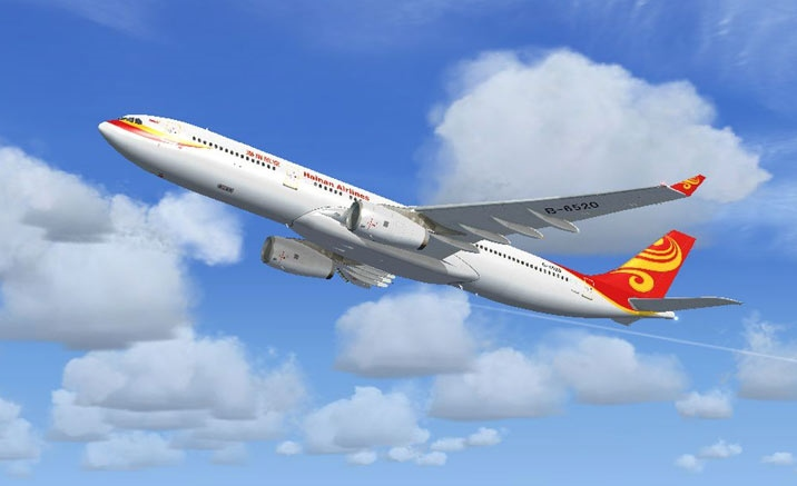 Direct flight between Shanghai and Brussels
