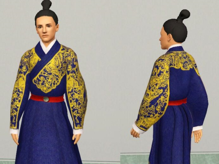 Dazzling Chinese Clothing in Ming Dynasty