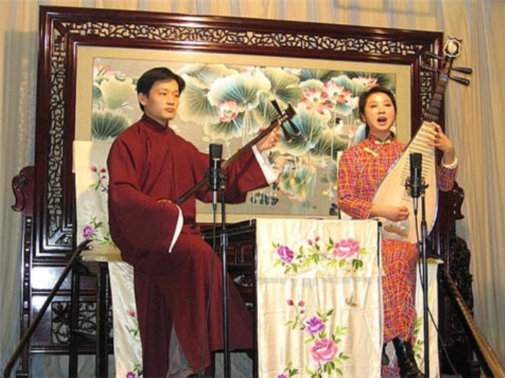 Suzhou Pingtan, Folk Art of Storytelling and Singing