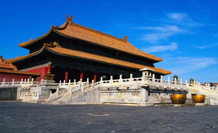 Palace Museum's western section newly opens to the public