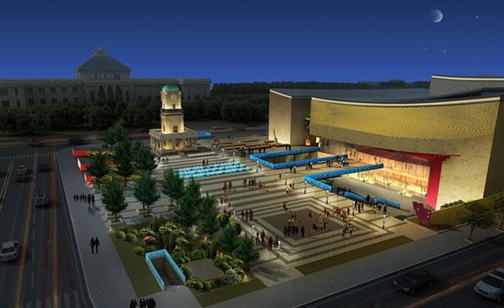 Tianqiao Performing Arts Center