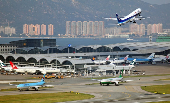 A new airport opened in northwest China's Xinjiang