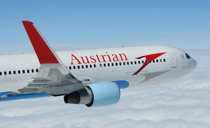 flight from Vienna to Shanghai