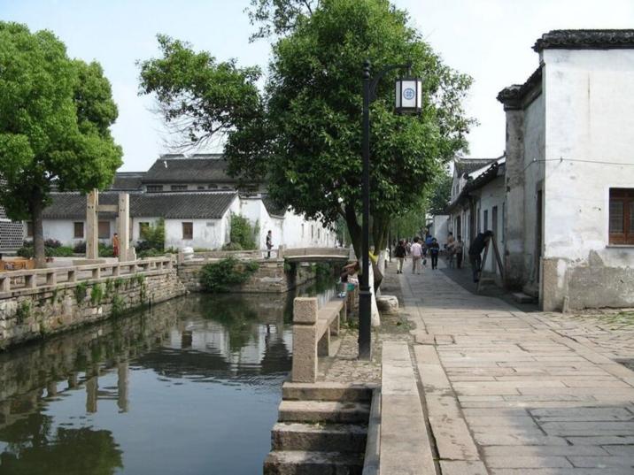 Suzhou Pingjiang Road