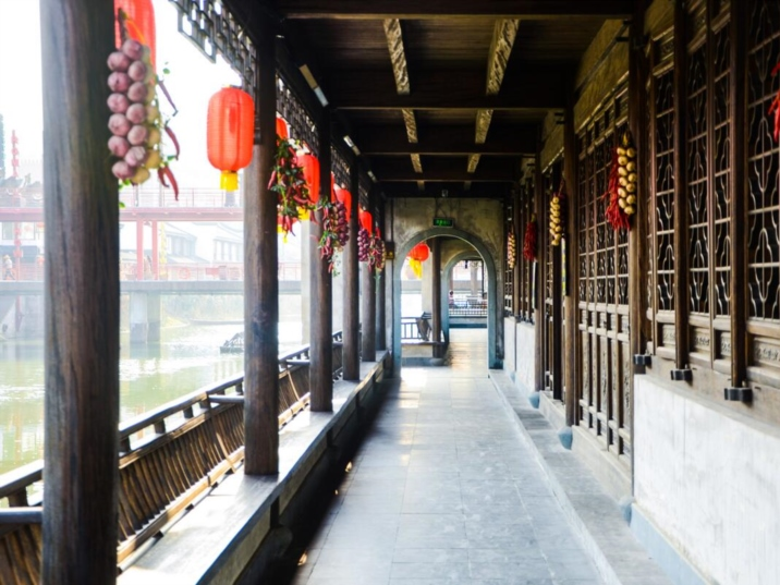 Song Dynasty Town