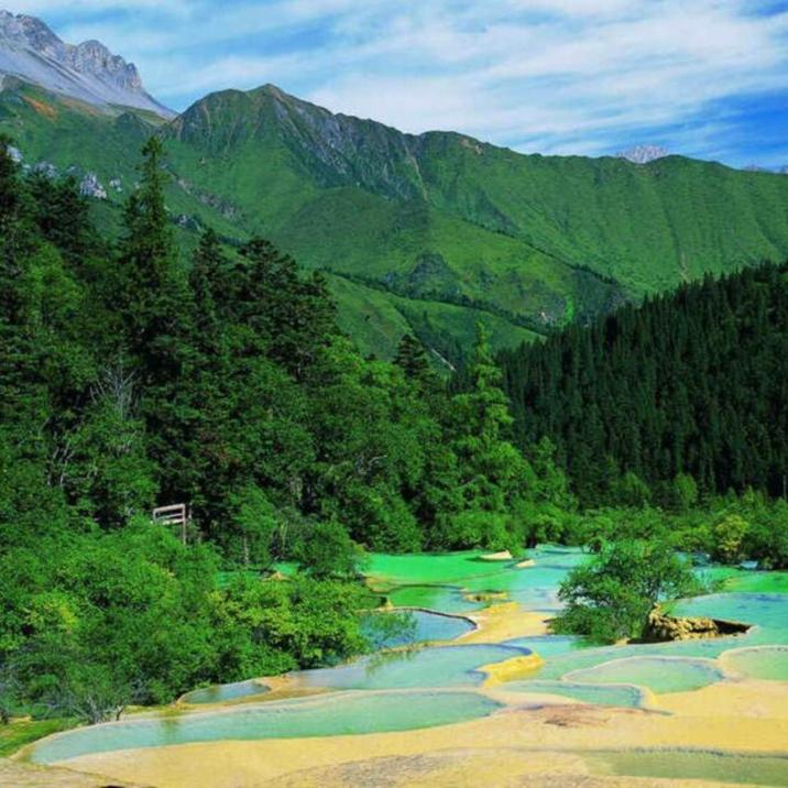 Zhengyan Pool