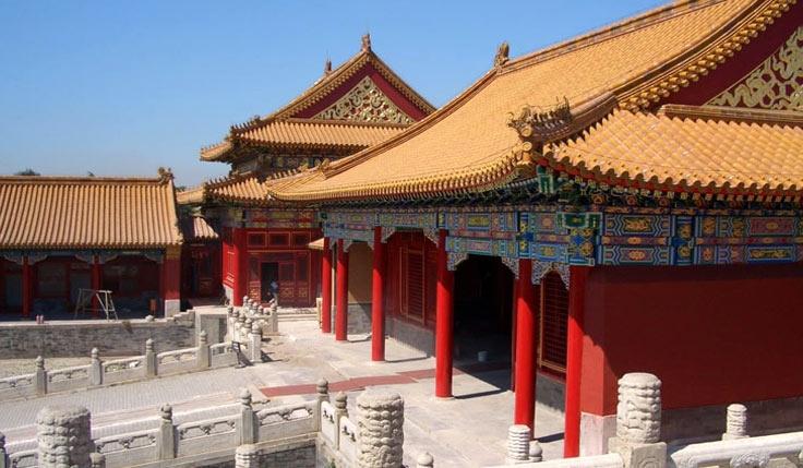 Пекин в стиле Китай Туры