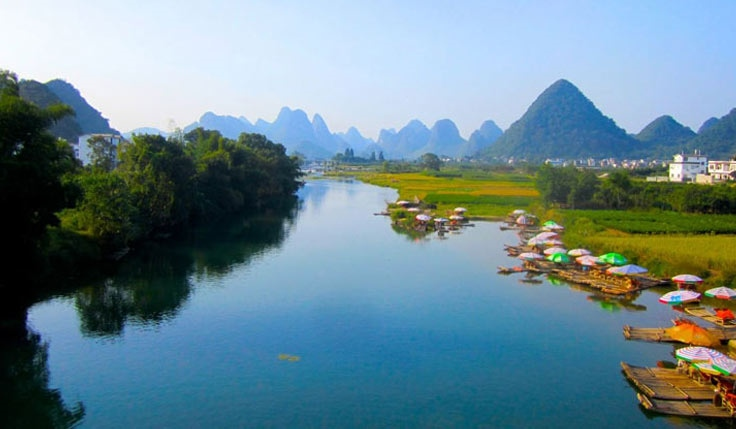 Guilin, Longsheng & Yangshuo Highlights