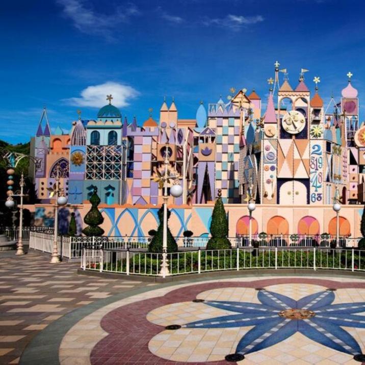 Hong Kong Disneyland-Hong Kong
