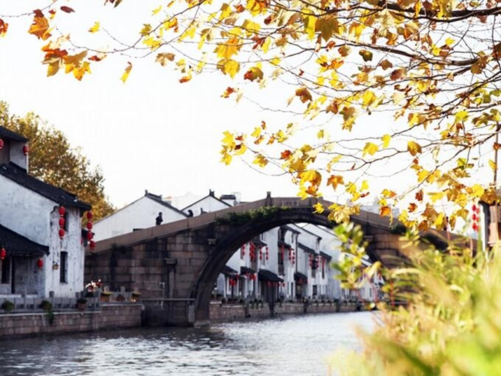 The Qingming Bridge Historical and Cultural Block