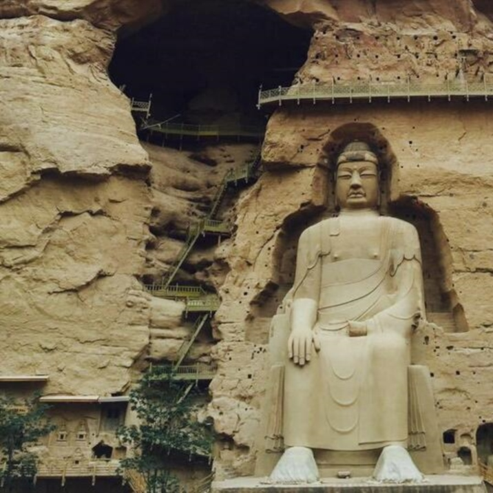 Bingling Thousand Buddha Caves