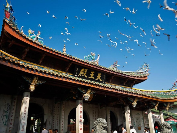 South Putuo Temple - Xiamen City, Fujian Province