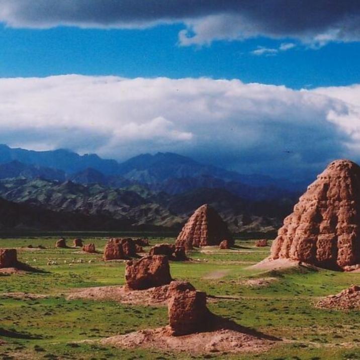 Western Xia Imperial Tombs