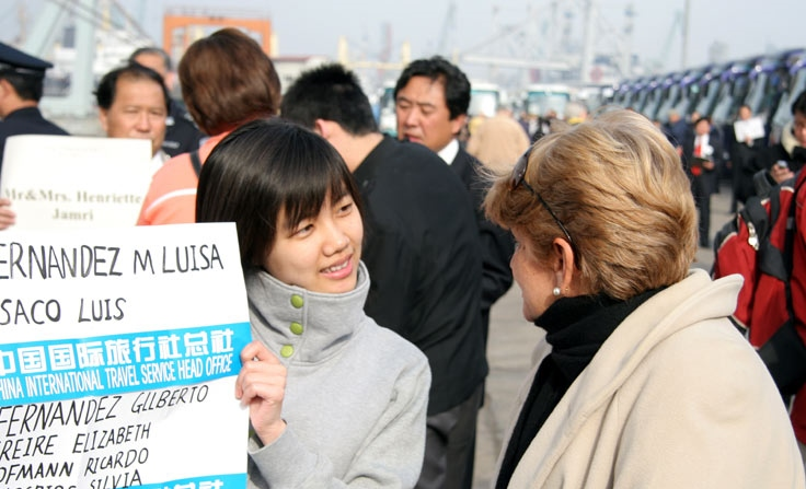 Shanghai Tour Guide Service