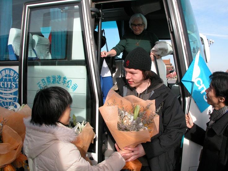 Xi'an Tour Guide Service