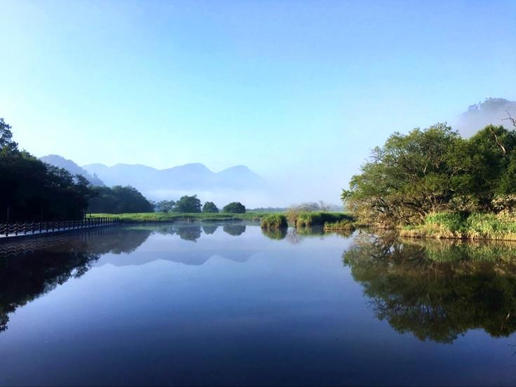 Dajiu Lake