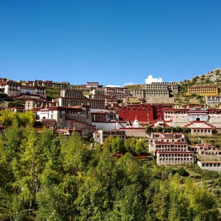 Palkhor Chode Monastery