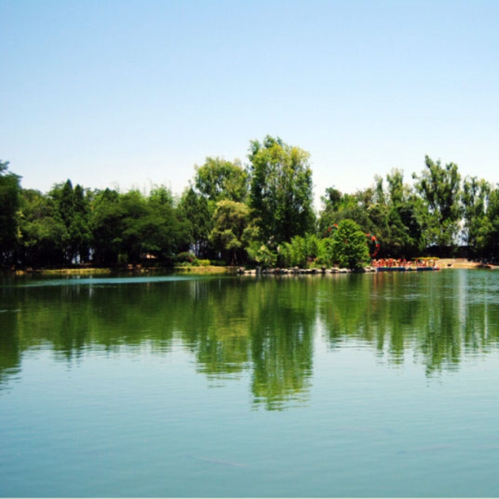Green Lake Park in Kunming