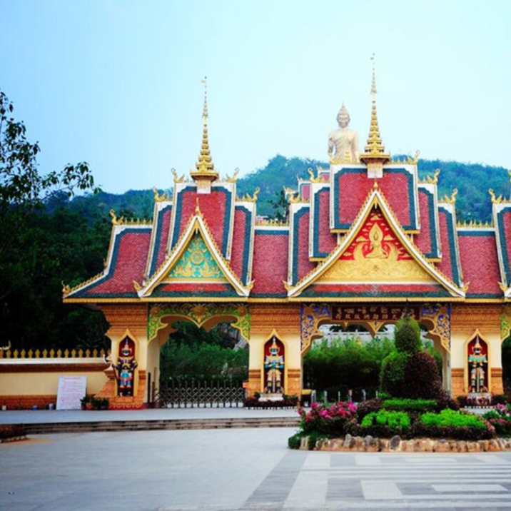 Mengle Great Buddhist Monastery