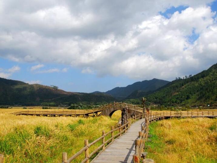 Beihai Wetland in Tengchong