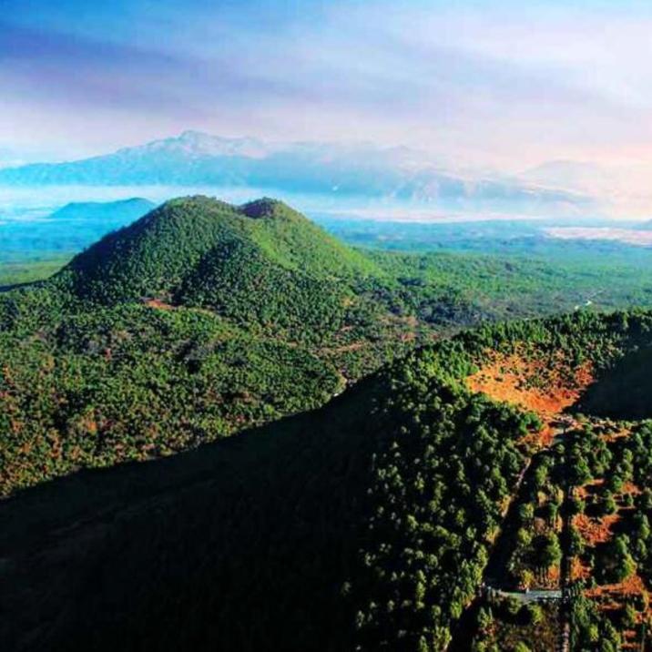 Tengchong Volcano Park